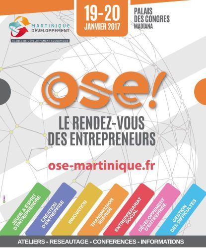 Agence CibleS - Communication Ose Martinique Developpement